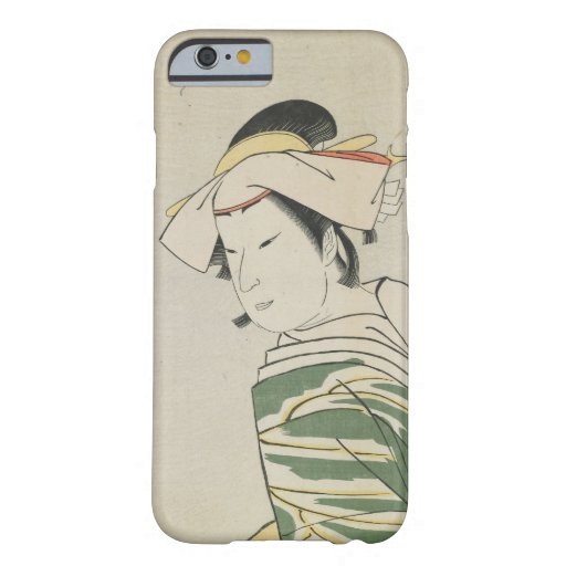 Nakamura Noshio II as Tonase, 1795 iPhone 6 Case