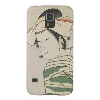 Nakamura Noshio II as Tonase 1795 Galaxy S5 Cases