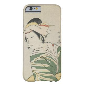Nakamura Noshio II as Tonase, 1795 Barely There iPhone 6 Case