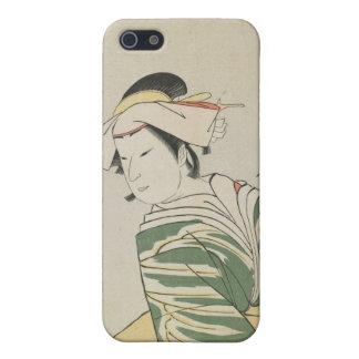 Nakamura Noshio II as Tonase, 1795 Case For iPhone 5