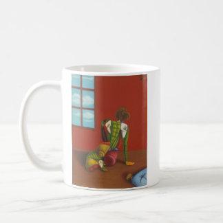 """""""Naked """" Coffee Mug"""