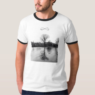 Naked Tree Reflection T-Shirt