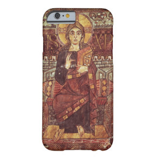 NAL 1203 fol.3 Christ in Majesty, from the Godesca Barely There iPhone 6 Case