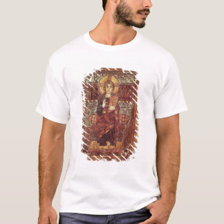 NAL 1203 fol.3 Christ in Majesty, from the Godesca T-Shirt