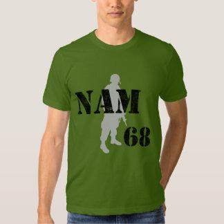 Nam 68 tees