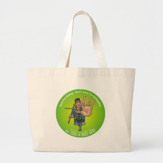 Nam Et-Phou Louey Protected Area - tote bags