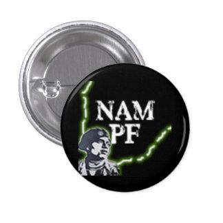 NAM-PF Party Logo 3 Cm Round Badge