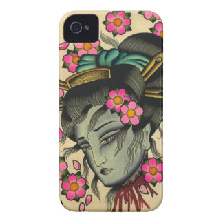 Namakubi iPhone 4 Cover