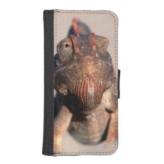 Namaqua Chameleon (Chamaeleo Namaquensis) iPhone SE/5/5s Wallet Case