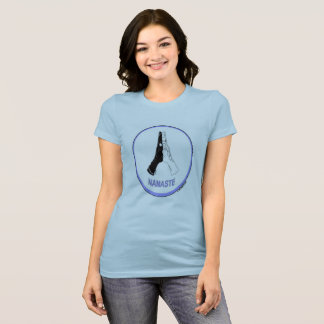Namaste and Inner Peace T-Shirt