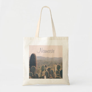 Namaste - Arizona Cacti | Tote Bag