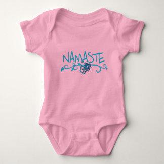 Namaste - Baby Yoga Clothing Baby Bodysuit