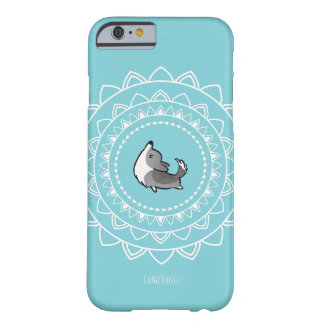 Namaste Blue Merle Corgi Phone Case