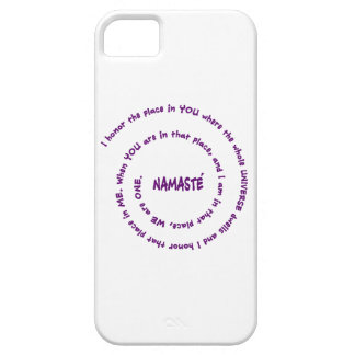 Namaste' Case For The iPhone 5