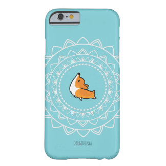 Namaste Corgi Phone Case