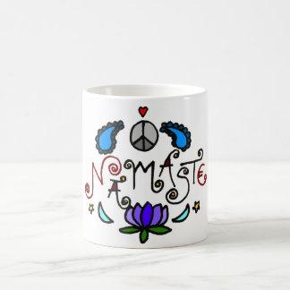 Namaste Doodles Coffee Mug