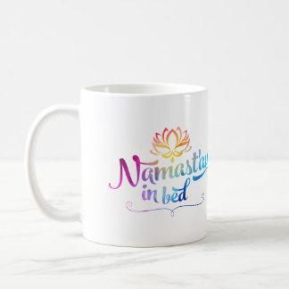 Namaste Funny Quote Mug