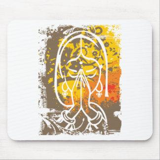 Namaste Gift Mouse Pads