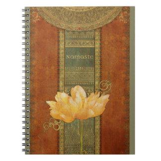 Namaste Notebook