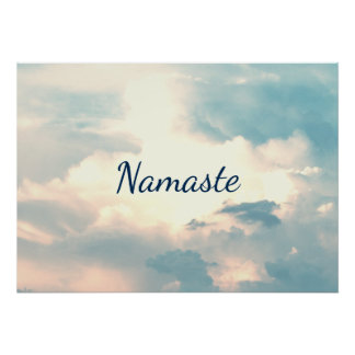 Namaste Poster