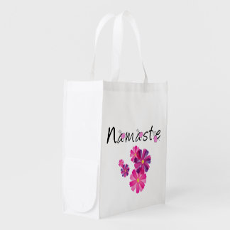 Namaste Reusable Grocery Bag