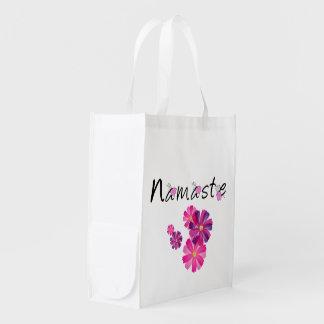 Namaste Reusable Grocery Bag