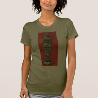 Namaste! (see reverse) t shirts