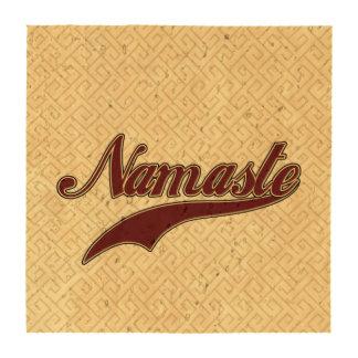 Namaste Stylish Red Burgundy Coasters