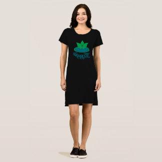 Namaste T-shirt dress