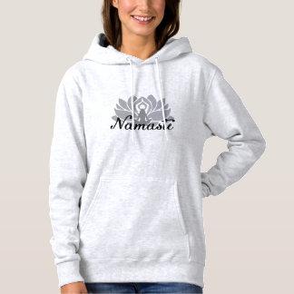 Namaste Women's Basic Hooded Sweatshirt