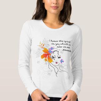 Namaste Women's T-Shirts