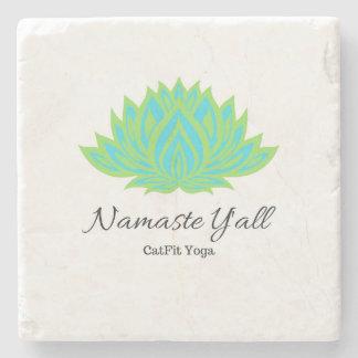 Namaste Y'all Coasters