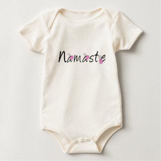 Namaste Yoga Baby Bodysuit