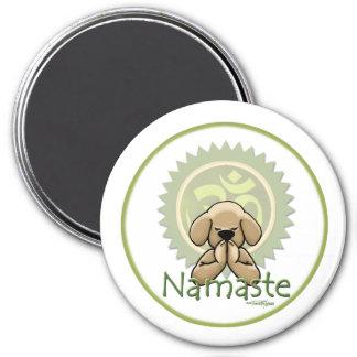 Namaste - yoga magnet