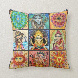 Namaste Yoga Pillow