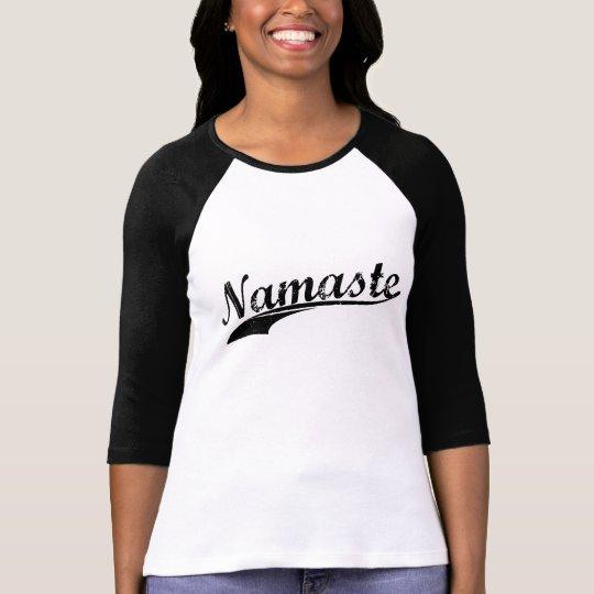 Namaste Yoga T-shirt
