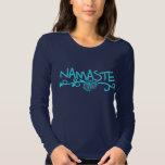 Namaste Yoga Top - Long Sleeve T-shirt