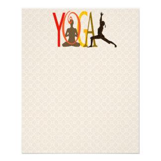 Namate Peace Yoga 11.5 Cm X 14 Cm Flyer
