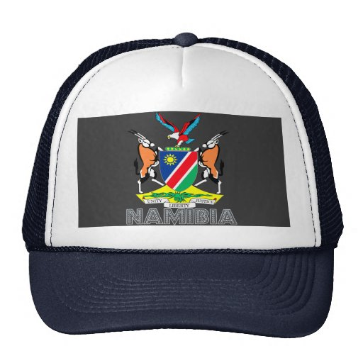 Nambian Emblem Trucker Hat