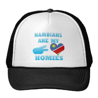 Nambians are my Homies Mesh Hat