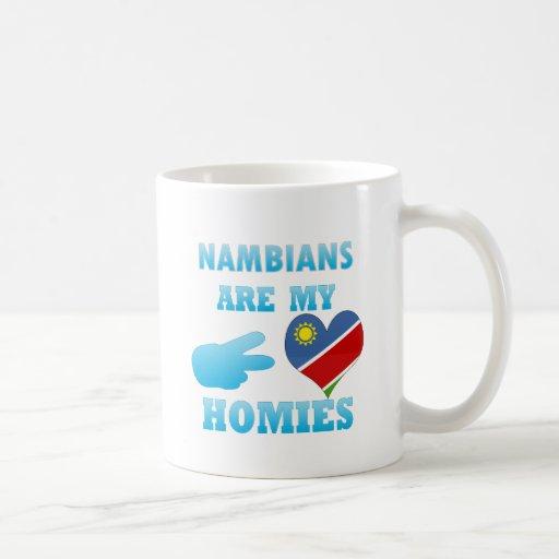 Nambians are my Homies Mugs