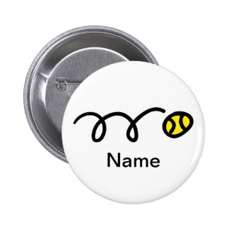 Name button for tennis players