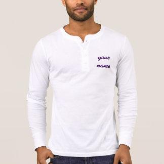 Name Customizable T-Shirt