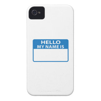 NAME DROP NAME TAG iPhone 4 COVERS
