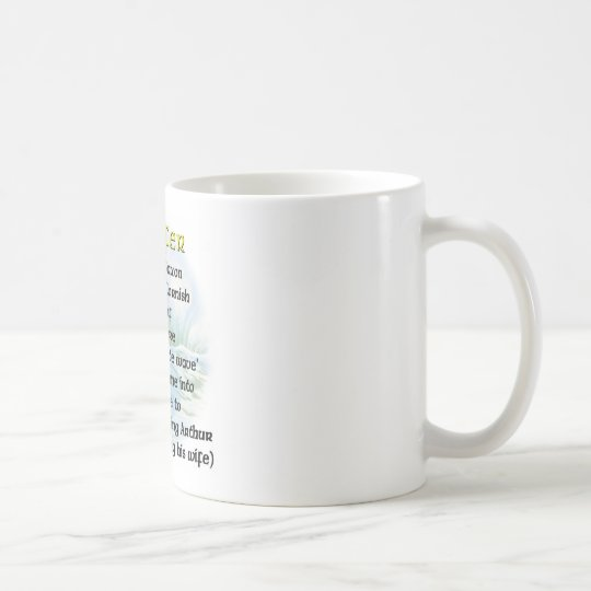 Name Meaning Jennifer Coffee Mug