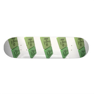 name-Neal-Ne-Al-Neon-Aluminium Skate Decks