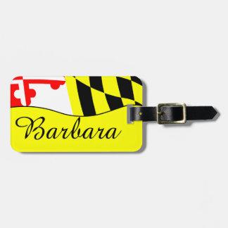 Name Tag-Maryland Luggage Tags