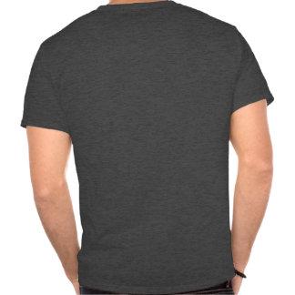 Name Text Grey Light Blue Shirt