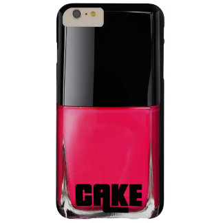 NAME THAT NAIL POLISH BARELY THERE iPhone 6 PLUS CASE