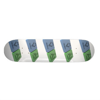 name-Val-V-Al-Vanadium-Aluminium Skateboard Deck